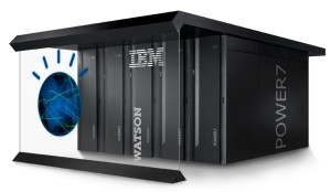 computerul IBM Watson